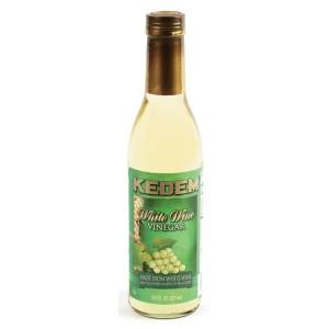 Kedem White Wine Vinegar, 12.7 Oz Bottle (Case of 12)