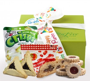 GFP Specialty Gift Box, Gourmet Purim Sensation