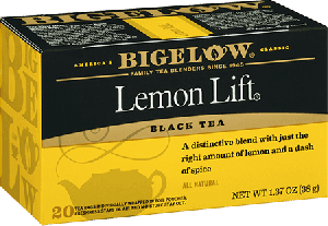 Bigelow Tea, Lemon Lift