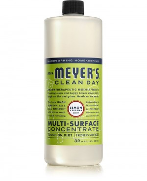 Mrs. Meyer's Clean Day Multi Surface Concentrate, Lemon Verbena, 32 Oz