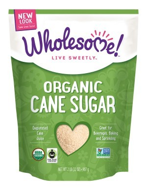 Wholesome Sweeteners, Organic Cane Sugar