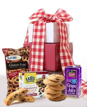 Let's Have A Picnic! Summer Gift Tower