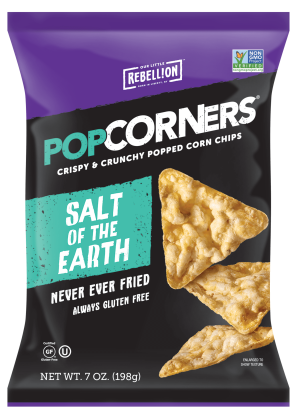 Popcorners, Sea Salt, Large
