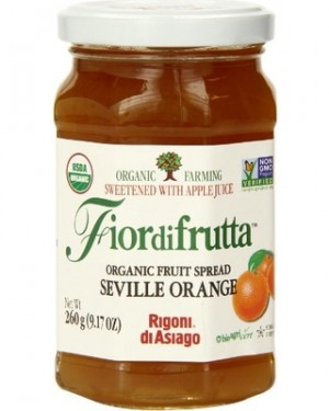 FIORDIFRUTTA JAM JAR, SEVILLE ORANGE