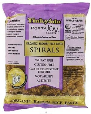 Tinkyada Brown Rice Spirals