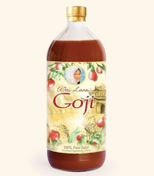 Wai Lana Dietary Supplements, Goji Juice