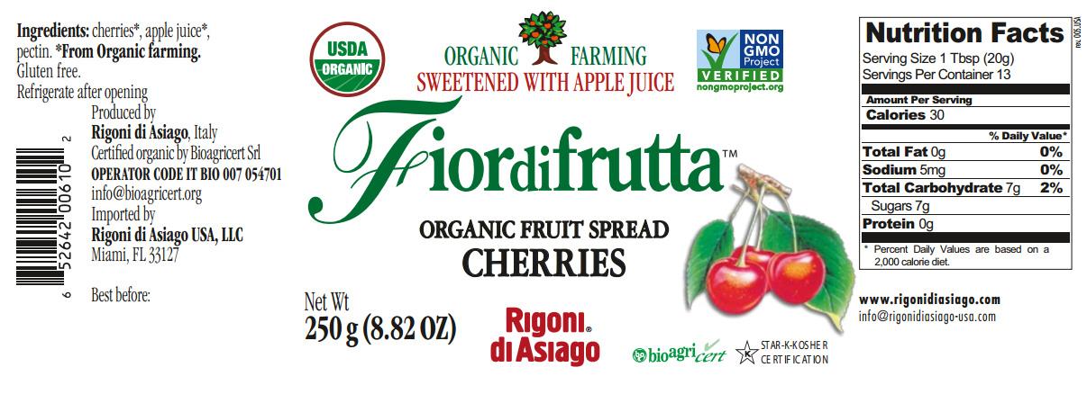 fiordifrutta cherry nutrition