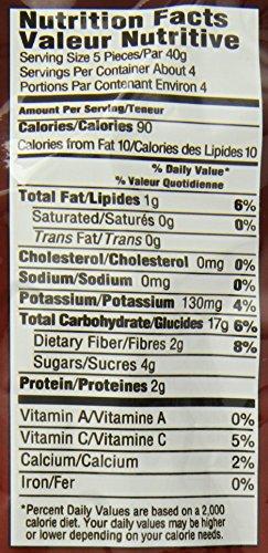 gefen chestnut nutrition