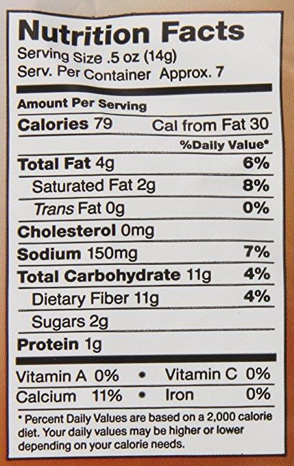 goldbaum snapstix bbq nutrition