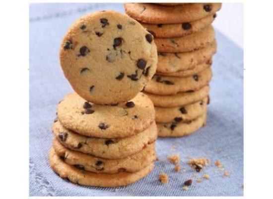 Jumbo Chocolate Chip Cookies