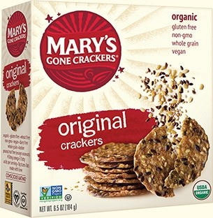 Mary's Gone Crackers, Gluten Free Crackers, Original