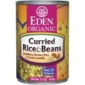Eden Organic Curried Rice Lentils