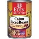 Eden Organic Cajun Rice & Small Red Beans
