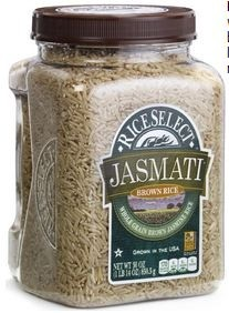 Rice Select Jasmati Brown Rice