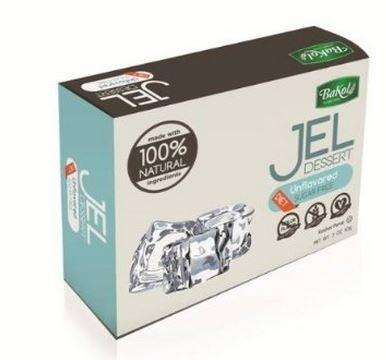 Bakol All Natural Gluten Free Jello, Unflavored, 3 Oz. ( 24 Per Case)