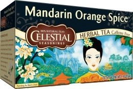 Mandarin Orange Spice Herbal Tea