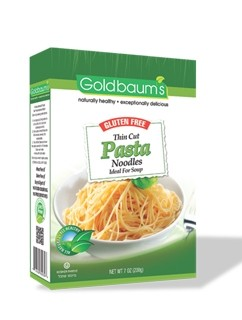 Goldbaum's, Thin Cut Pasta Noodles