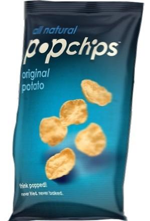Popchips, Original, 0.80 Oz Bag