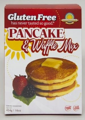 Kinnickinnick Gluten Free Pancake and Waffle Mix