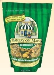 Bakery On Main, Gluten Free Apple Raisin Walnut Granola [6 Pack]