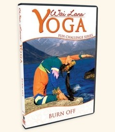 Wai Lana Yoga Fun Challenge Series, Burn Off