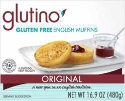 Gluten Free Premium English Muffins