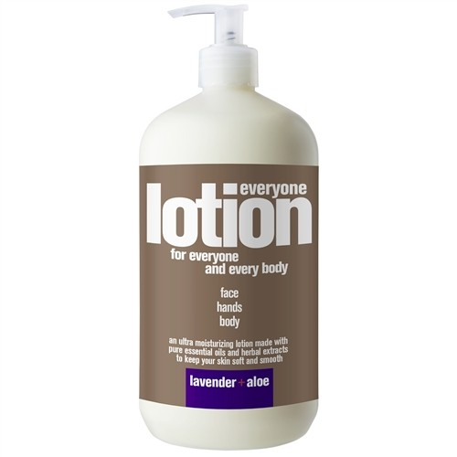EO® Everyone Botanical 3-in-1 Lotion, Lavender and Aloe - 32 fl oz