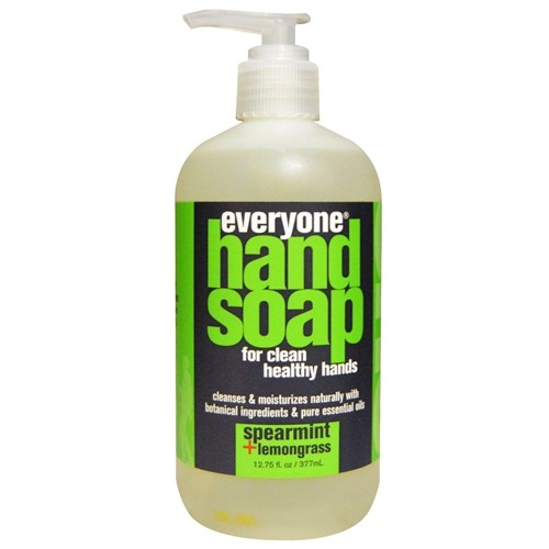 EO® Everyone Hand Soap, Spearmint and Lemongrass - 12.75 oz