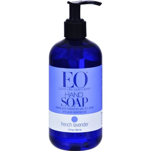 EO® Liquid Hand Soap, French Lavender - 12 Oz