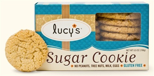 Lucy's Sugar Cookies [Case of 8]