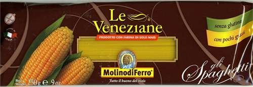 Le Veneziane Corn Pasta Spaghetti