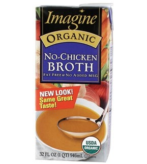 Imagine Organic No Chicken Broth
