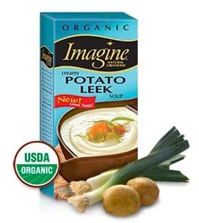 Imagine Organic Creamy Potato Leek Soup