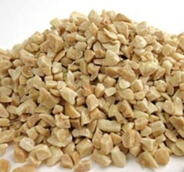 Nuts, Roasted Granulated Peanuts