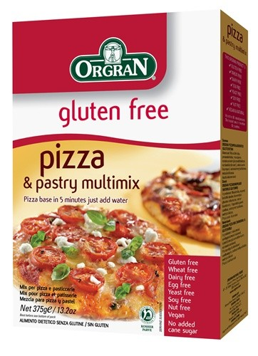Pizza and Pastry Multi Mix [4 Pack]