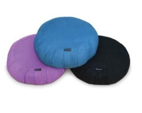 Wai Lana, Zafu Meditation Cushion, Purple