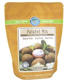 Authentic Food Gluten free Falafel Mix, 20 Oz.