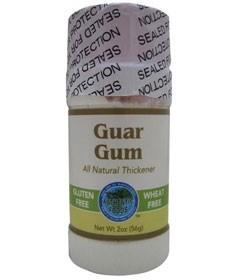Authentic Foods Guar Gum, 2.5 Ounce