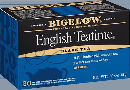 Bigelow Tea, English Teatime