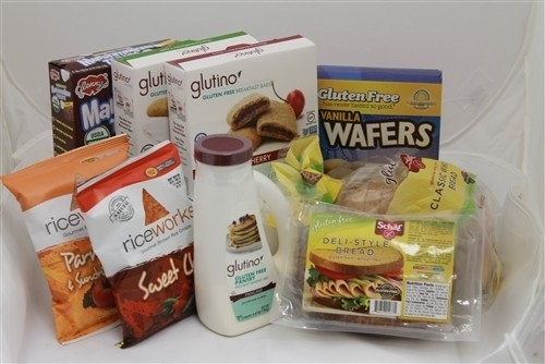 Gluten Free Back to School Package