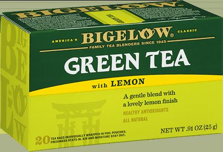 Bigelow Tea, Green Tea With Lemon