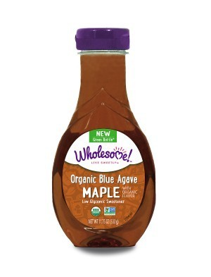 Wholesome Sweeteners, Organic Maple Syrup