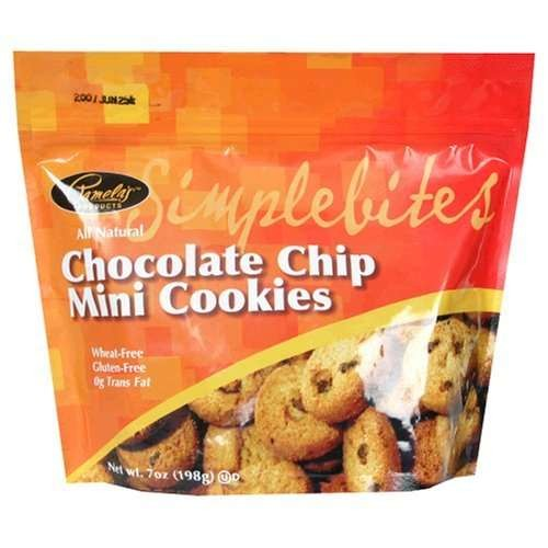 Chocolate Chip Mini Cookies [6 Pack]