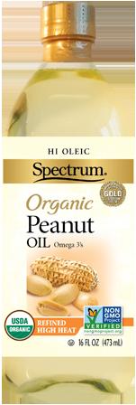 Organic Peanut Oil
