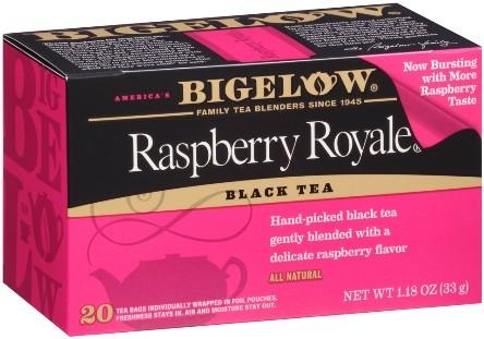 Bigelow Tea, Raspberry Royale
