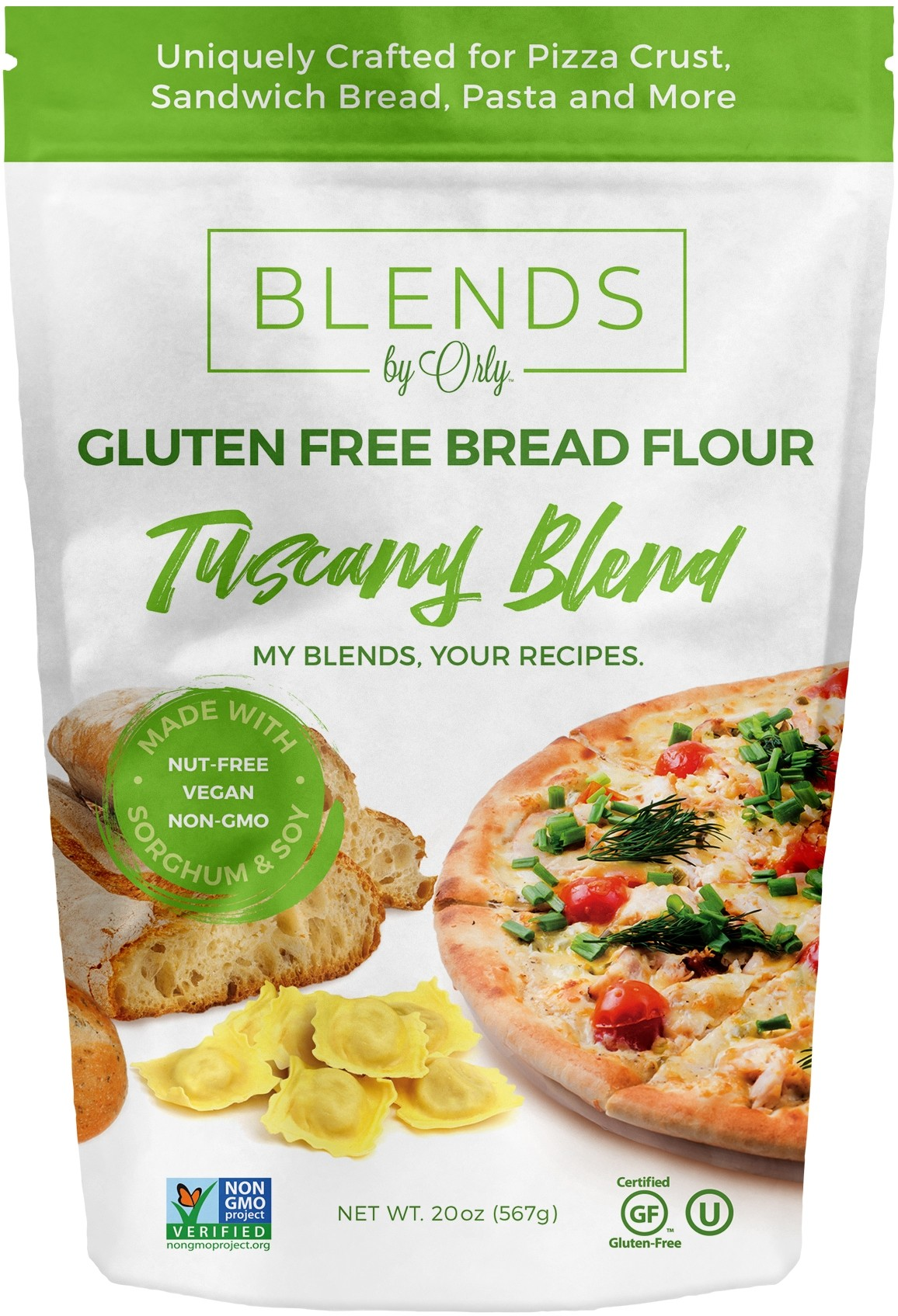 Blends By Orly, Tuscany Blend [6 Pack]
