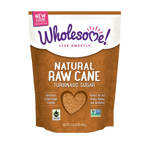 Wholesome Sweeteners, Raw Cane Sugar