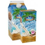 Almond Breeze Gluten Free Almond Coconut Blend, Original, 32 Oz (12 Pack)