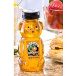 Dutch Gold Gluten Free Honey, Orange Blossom Bear (6 Pack)