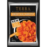 Terra Chips, Gluten Free Sweets and Carrots, 5 Oz Bag (Case of 12)